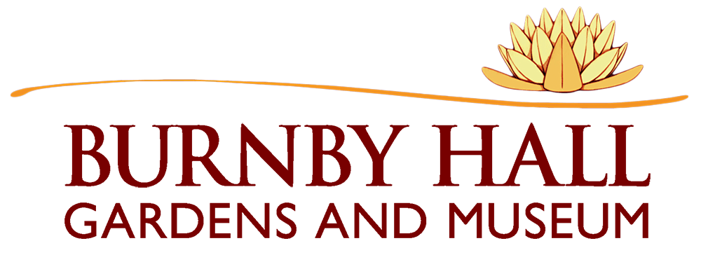 Burnby Hall Gardens and Museum logo